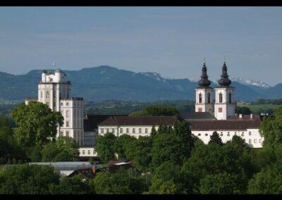 Oberösterreich - Kremsmünster Stift und Sternwarte