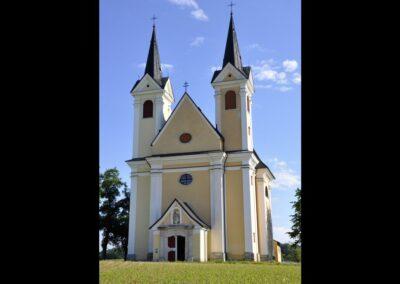 Oberösterreich - Kremsmünster - Wallfahrtskirche Heiligenkreuz
