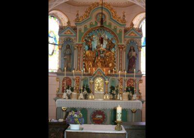 Oberösterreich - Naarn im Machland - Wallfahrtskirche Maria Laab