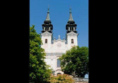 Oberösterreich - Linz - Pöstlingbergkirche Wallfahrtsbasilika