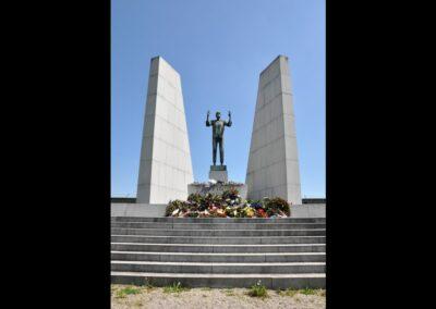 Oberösterreich - Mauthausen - Memorial, KZ-Gedenkstätte