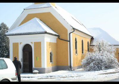 Oberösterreich - Naarn im Machland - Kirche Maria Laab