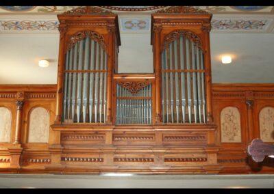 Oberösterreich - Naarn im Machland - Kirche Maria Laab, Orgel