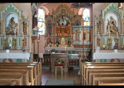 Oberösterreich - Naarn im Machland - Wallfahrtskirche Maria Laab 2