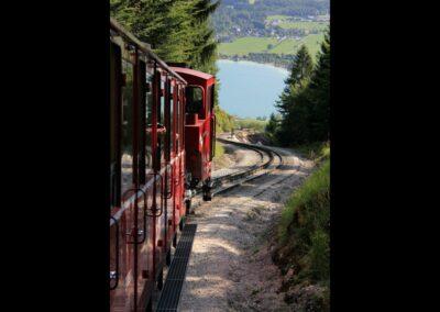 Oberösterreich - Sankt Wolfgang - Schafbergbahn 2