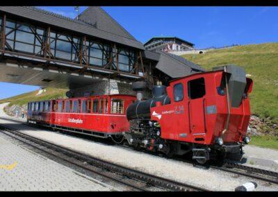 Oberösterreich - Sankt Wolfgang - Schafbergbahn