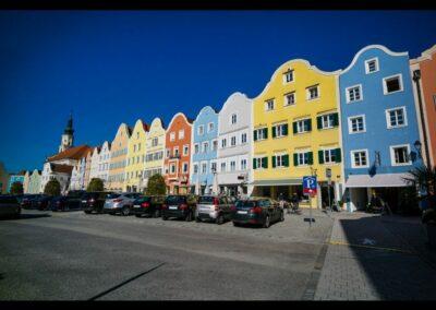 Oberösterreich - Schärding - Barockstadt Schärding am Inn