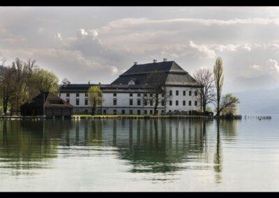 Oberösterreich - Seewalchen am Attersee - Schloss Kammer