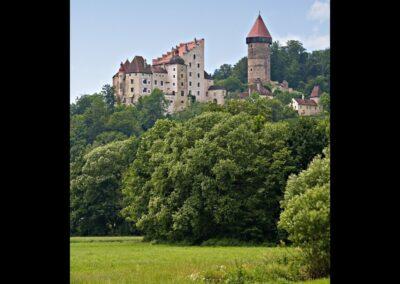 Oberösterreich - Sperken - Burg Clam