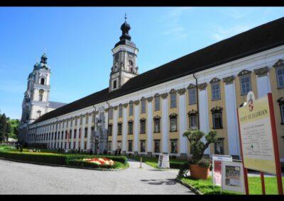 Oberösterreich - St. Florian - Stift St. Florian 2