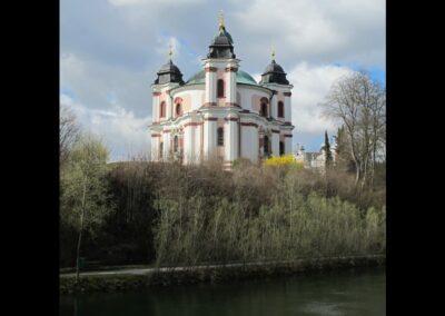 Oberösterreich - Stadl-Paura - Wahlfahrtskirche