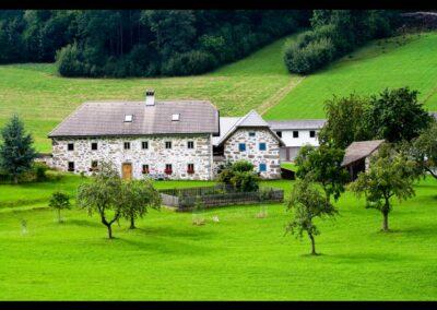 Oberösterreich - Typischer mühlviertler Bauernhof