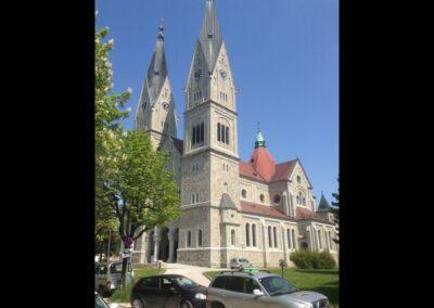 Oberösterreich - Wels - Herz-Jesu-Kirche