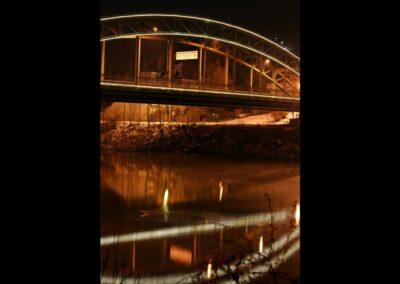 Oberösterreich - Wels - Traunbrücke