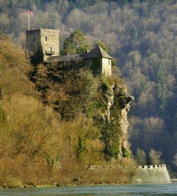 Bild zeigt: Ruine Werfenstein