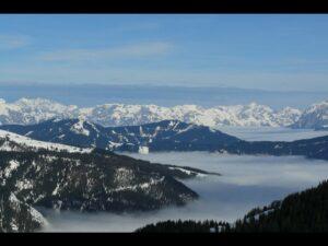 Sbg - Alpenpanorama in Salzburg