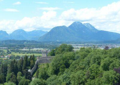 Sbg - Berglandschaft in Salzburg