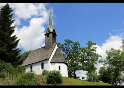 Sbg - Bischofshofen - Georgikirche Gedächtniskapelle