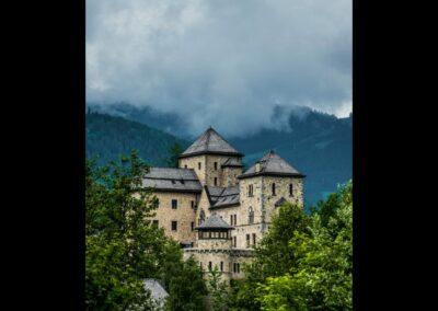 Sbg - Bruck an der Großglocknerstraße - Schloss Fischhorn