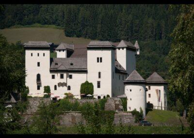 Sbg - Goldegg - Schloss Goldegg