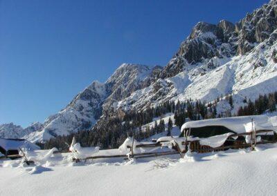 Sbg - Hochkönig in den Berchtesgadener Alpen