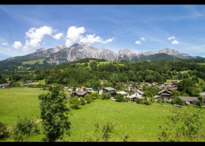 Sbg - Leogang - Gemeinde im Bezirk Zell am See