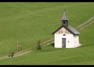 Sbg - Maria Alm - Kapelle auf der Jufenalm