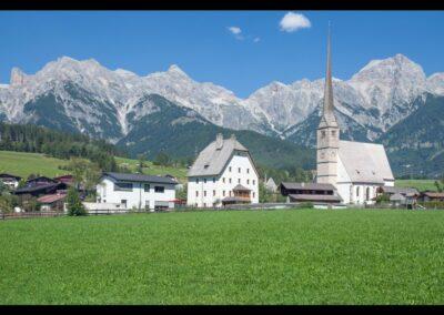 Sbg - Maria Alm - Urlaubsort im salzburger Land