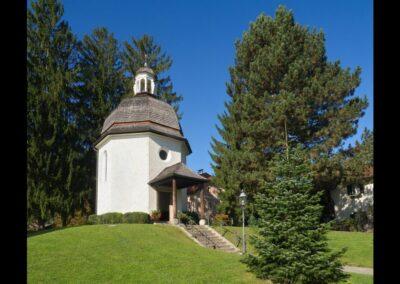 Sbg - Oberndorf - Stille-Nacht-Kapelle