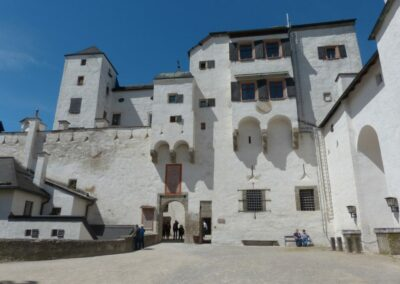 Sbg - Salzburg - Festung Hohensalzburg 10