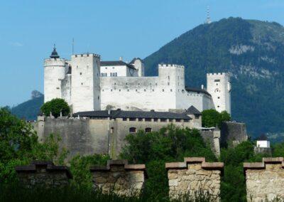 Sbg - Salzburg - Festung Hohensalzburg 2