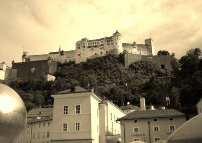 Sbg - Salzburg - Festung Hohensalzburg 4