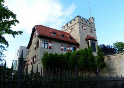 Sbg - Salzburg - Freyschlössl auf dem Mönchsberg