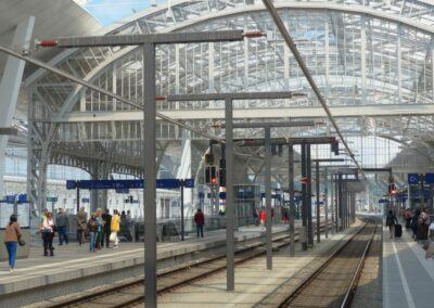 Sbg - Salzburg - Hauptbahnhof