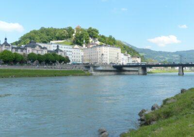 Sbg - Salzburg - Kapuzinerberg