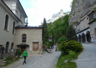 Sbg - Salzburg - Petersfriedhof