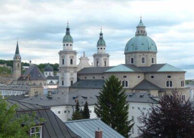Sbg - Salzburg - Salzburger Dom