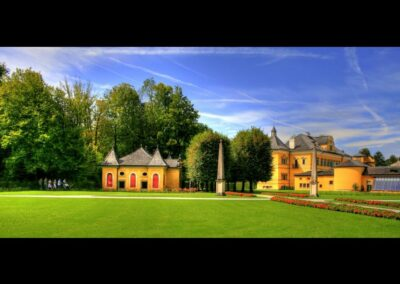 Sbg - Salzburg - Schloss Hellbrunn 2