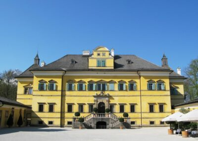 Sbg - Salzburg - Schloss Hellbrunn