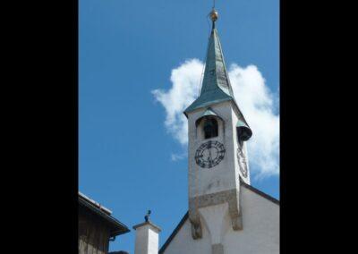 Sbg - Salzburg - St. Georgskirche in der Festung Hohensalzburg