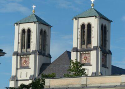 Sbg - Salzburg Stadtpfarrkirche St. Andrä
