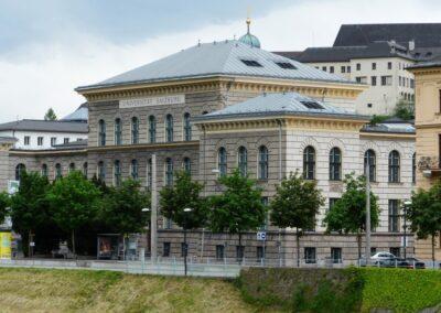 Sbg - Salzburg - Universität