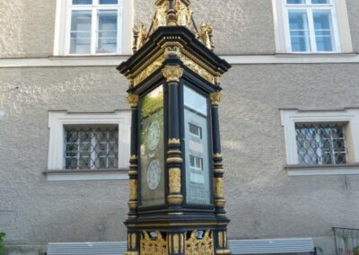 Sbg - Salzburg - Wetterstation in der Stadt