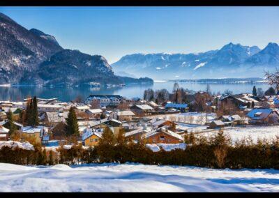 Sbg - Sankt Gilgen - Gemeinde am Wolfgangsee