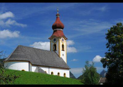 Sbg - Unken Katholische Pfarrkirche Hl. Jakobus dem Älteren