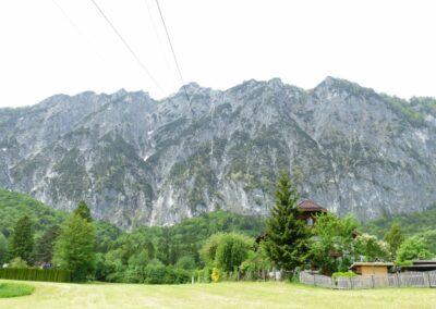 Sbg - Untersberg mit der Seilbahn von Grödig