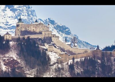 Sbg - Werfen - Burg Werfen