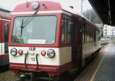 Sbg - Zell am See - Pinzgauer Lokalbahn