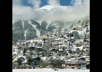 Sbg - Zell am See - im Winter