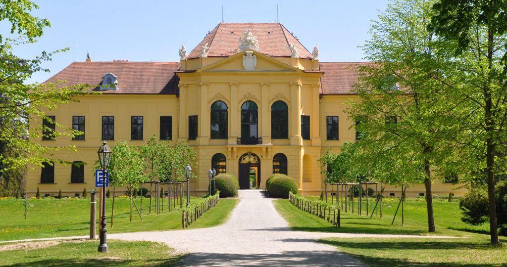 Bild zeigt: Schloss Eckartsau
